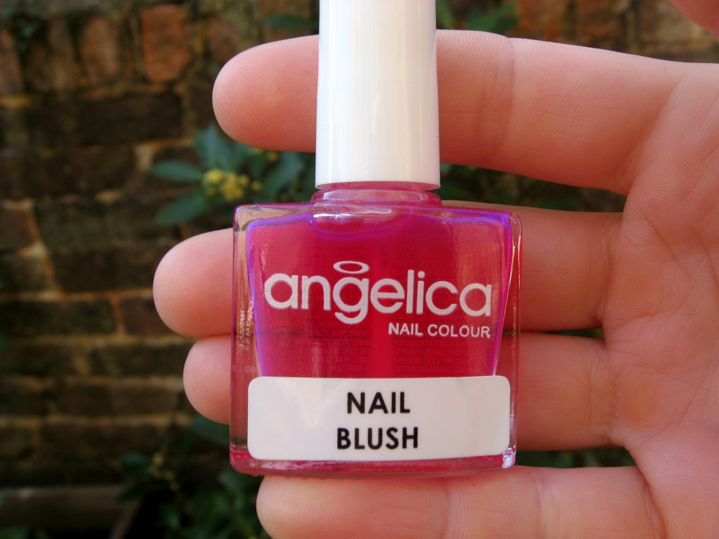 Angelica nail blush