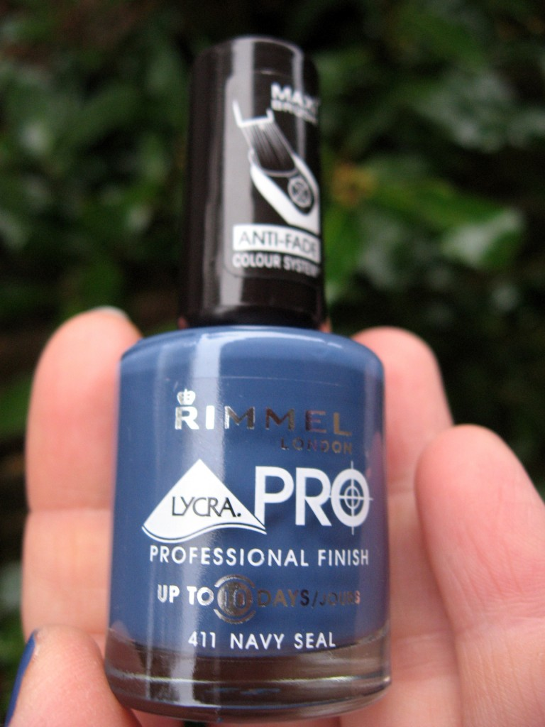 Rimmel ' Navy Seal'