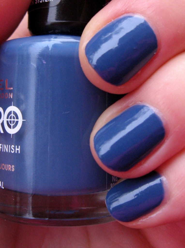 Rimmel 'Navy Seal' swatch