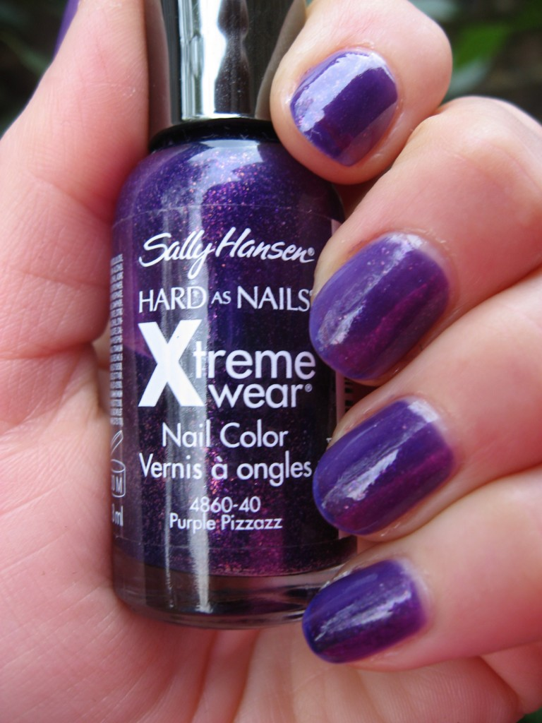 Sally Hansen 'Purple Pizzazz'