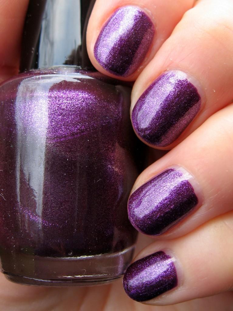 Absolute collor 66 nail polish