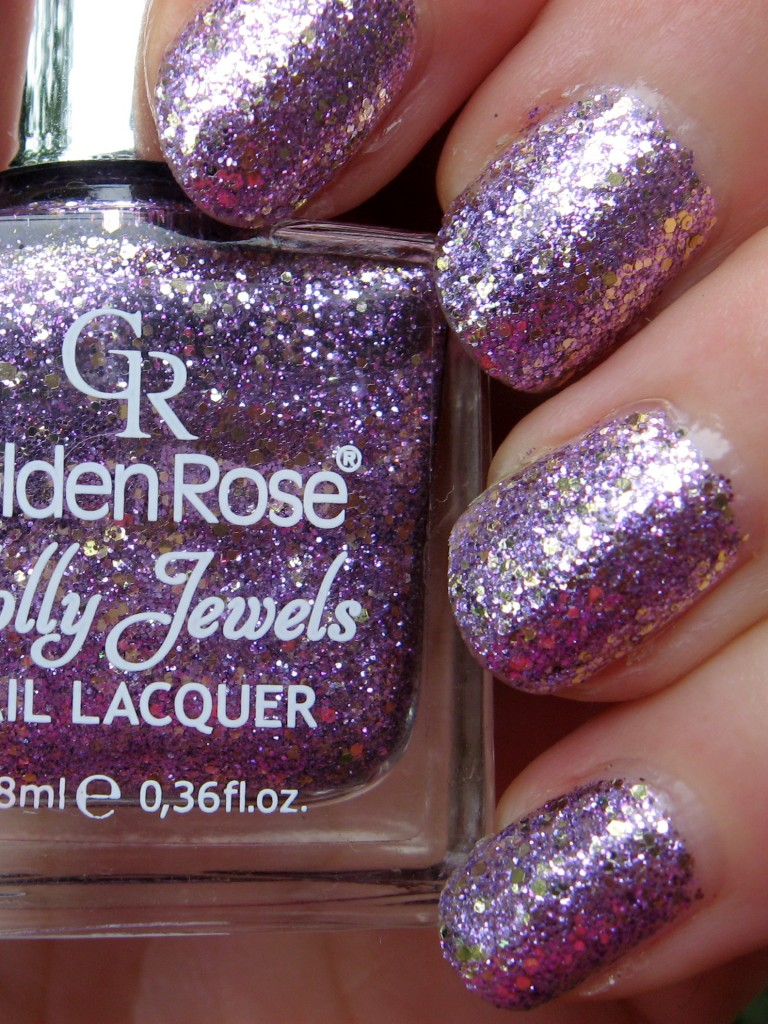 Golden Rose 'Jolly Jewels 112' nail polish