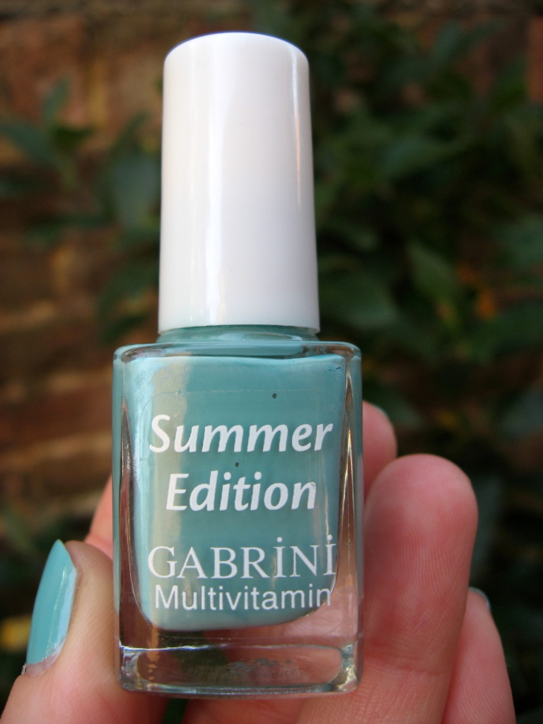 Gabrini Multivitamin M107 nail polishi