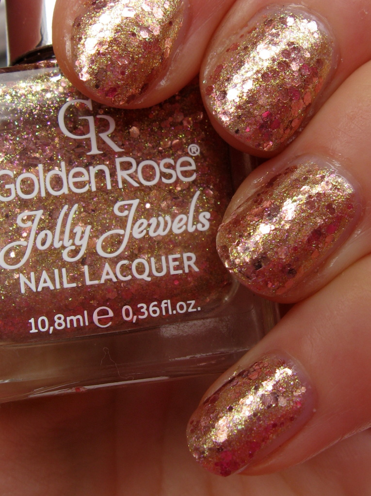 Golden Rose Jolly Jewels 103 nail polish swatch