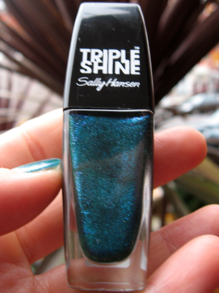 Sally Hansen Triple Shine 'Sparkling Water' 360 nail polish