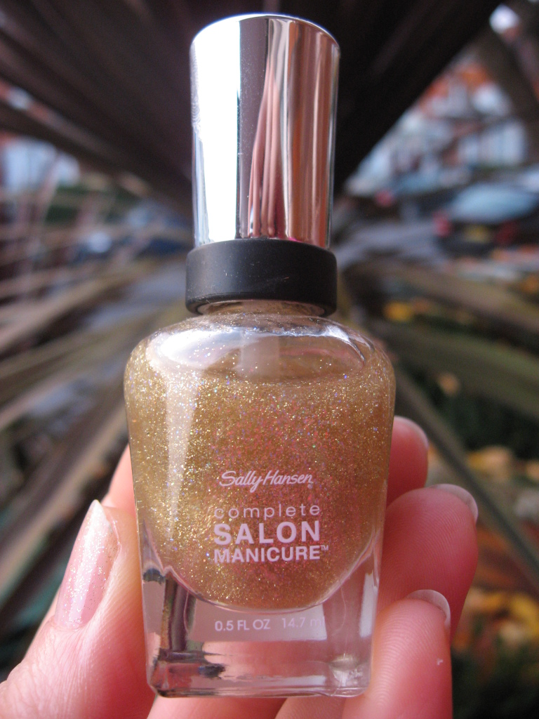 Sally Hansen 'Starcrossed' 854 nail polish