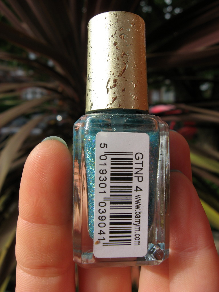 Barry M 'GTNP 4 Catwalk Queen 445' nail polish