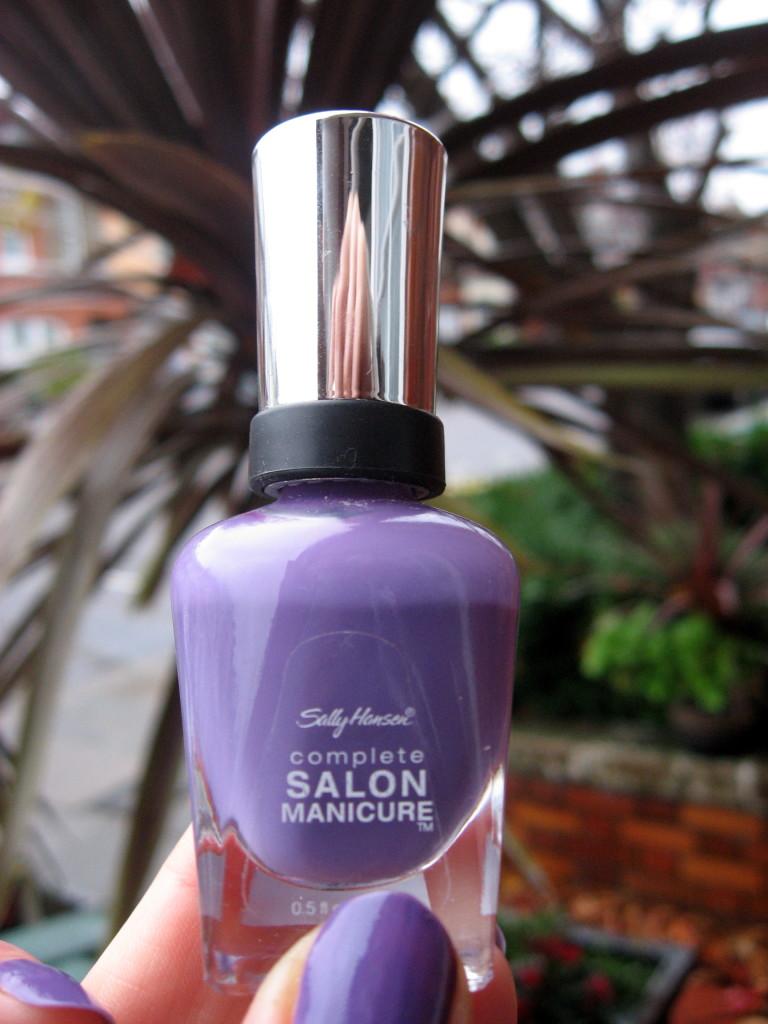 Sally Hansen 'Good to Grape' 409 nail polish