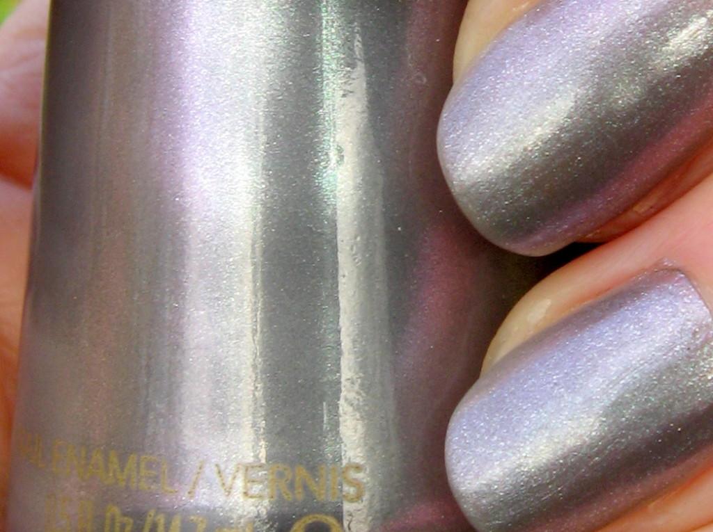 Revlon 'Smoldering' 370 nail polish swatch