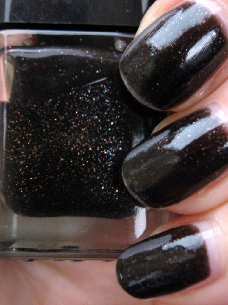 Calvin Klein 'Tutu' 71307 nail polish swatch