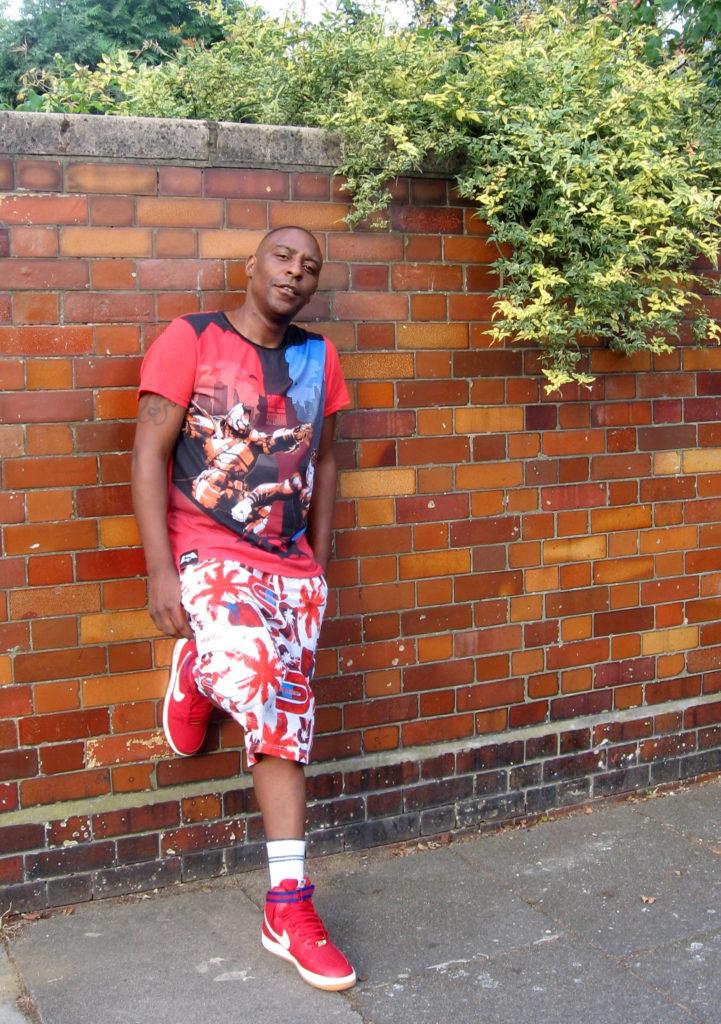 M's lookbook 'Superman T-shirt'